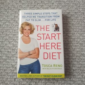 The Start Here Diet Hardcover